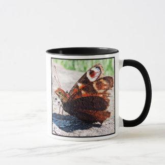 Butterfrog mug