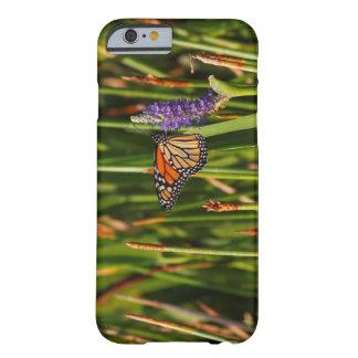 Butterfy hermoso en caso de la naturaleza iPhone6 Funda De iPhone 6 Barely There