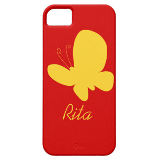 Butterfy iPhone5 iPhone 5 Carcasas