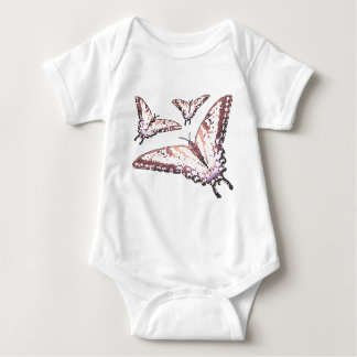 Butterlies Alla Artsy Baby Bodysuit