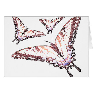 Butterlies Alla Artsy Card