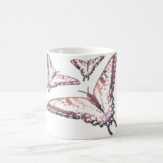 Butterlies Alla Artsy Coffee Mug