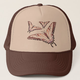 Butterlies Alla Artsy Trucker Hat