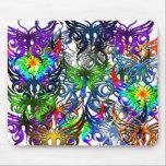 """Butterlies Mouse Pad<br><div class=""""desc"""">Inspired by the New York Times best selling Lords of the Underworld series by Gena Showalter.</div>"""