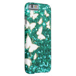 Butterly Bling Style Barely There iPhone 6 Case