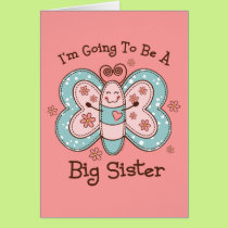 Butterly Future Big Sis Card