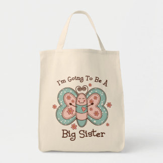 Butterly Future Big Sis Tote Bag