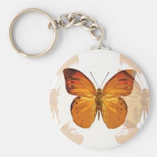 Butterly Keychain