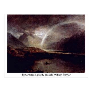 Buttermere Lake By Joseph William Turner Postcard