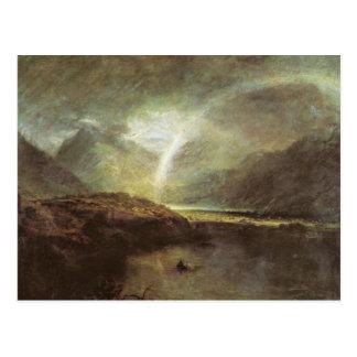 Buttermere Lake Postcard