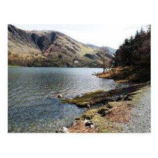 Buttermere Lake, UK Postcard