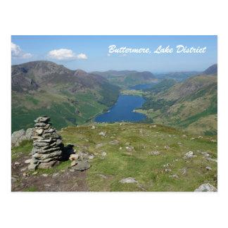 Buttermere Postcard