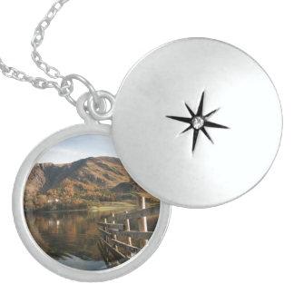Buttermere Round Locket Necklace
