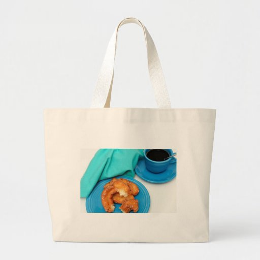 Buttermilk Donut Tote Bag