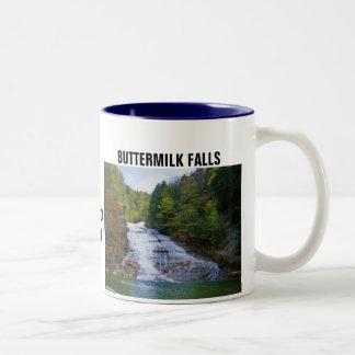 BUTTERMILK FALLS, ITHACA, N.Y. mug