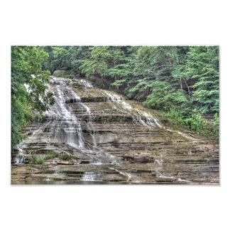 Buttermilk Falls, New York Photo Print