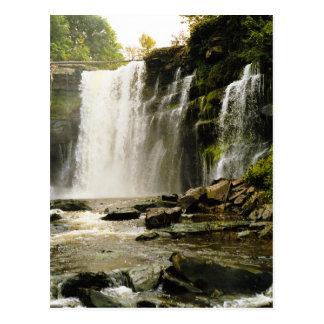 Buttermilk Falls Postcard