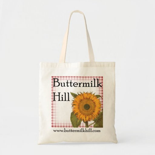 Buttermilk Hill tote bag