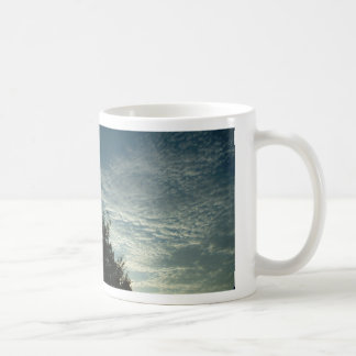 Buttermilk Sky Classic White Coffee Mug