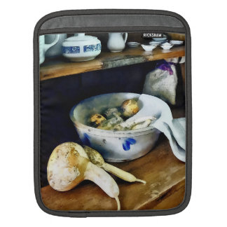 Butternut Squash in Kitchen Sleeve For iPads