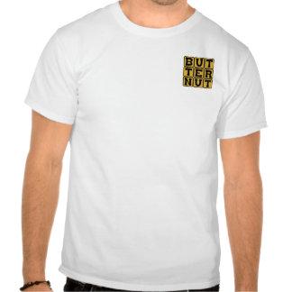 Butternut, Type of Squash T-shirts