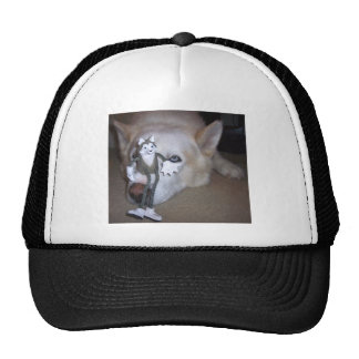 Butters and his Friend Trucker Hat