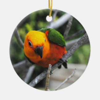 Butters Double-Sided Ceramic Round Christmas Ornament