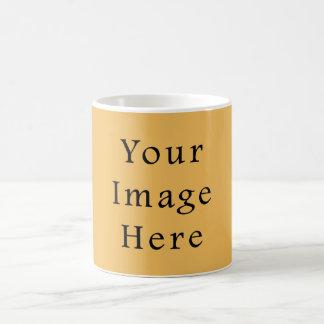 Butterscotch Caramel Yellow Color Trend Template Coffee Mug