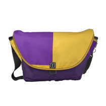 Butterscotch Jelly Messenger Bag