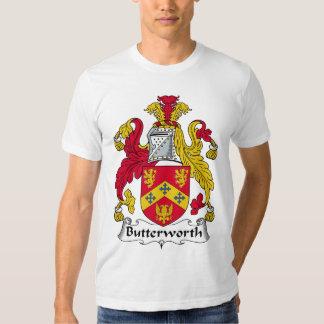 Butterworth Family Crest T-Shirt