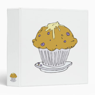 buttery blueberry muffin binders