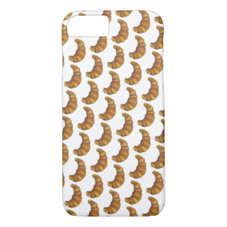 Buttery Croissant Crescent French Breakfast Pastry iPhone 8/7 Case