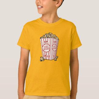 Buttery Popcorn Movie Fan T-Shirt