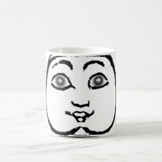 BUTTFACE MONEY COFFEE MUG