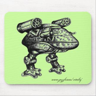 Buttle walker mousepad