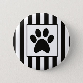 Buttom Patinha with stripes Button