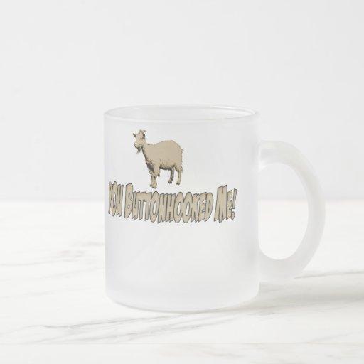Button1 Coffee Mug
