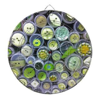 button2 dartboard with darts