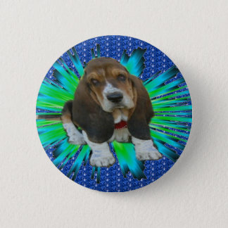 Button Baby Basset Hound Sheldon