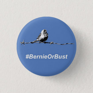 Button Bernie Or Bust