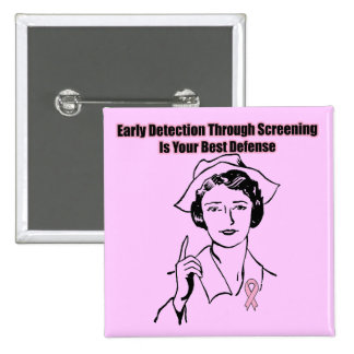 Button - Breast Cancer Screening