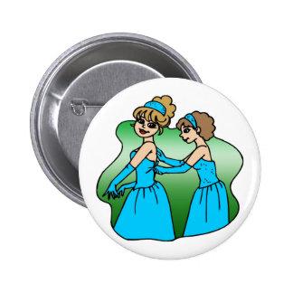 Button: Bridesmaid
