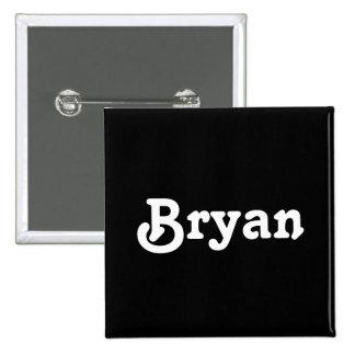 Button Bryan