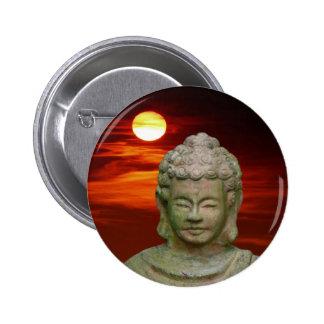 Button Buda Pin Redondo De 2 Pulgadas