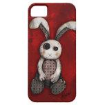 Button Bunny iPhone 5 Case