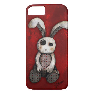 Button Bunny iPhone 7 Case