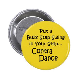 Button-Buzz Step Swing Button