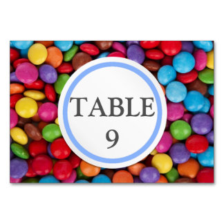 Button Candy Card