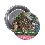 Button/Christmas/Nativity