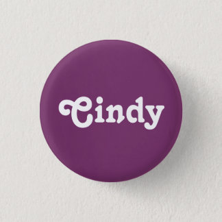 Button Cindy